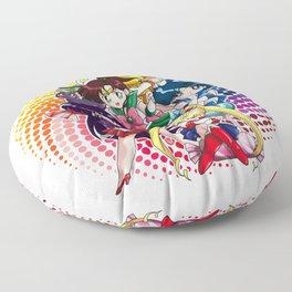 Sailor Moon - Chibi Candy (white edition) Floor Pillow