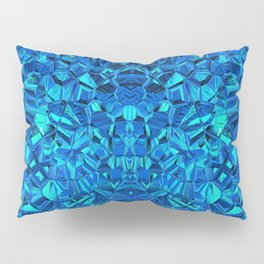 Blue Kryptonite Pillow Sham