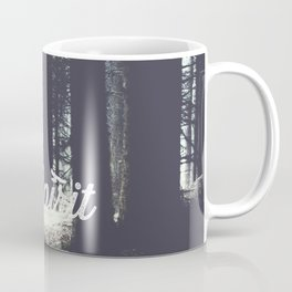 She will guide you Coffee Mug