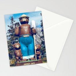 Retro Smokey Stationery Cards