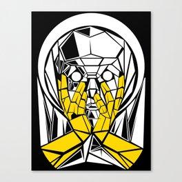 Paralysis Canvas Print