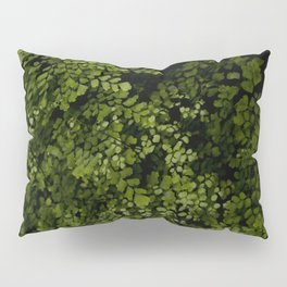 Small leaves Pillow Sham