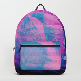 Sex Magic & VHS Lines Backpack