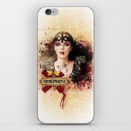 Morphine iPhone Skin