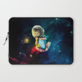 Baby Astronaut Laptop Sleeve