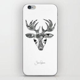 Deer Bella By Sophie Thomsen iPhone Skin
