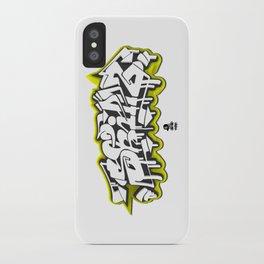 """SKILLZ"" iPhone Case"