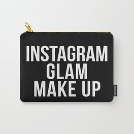 Instagram Glam Carry-All Pouch