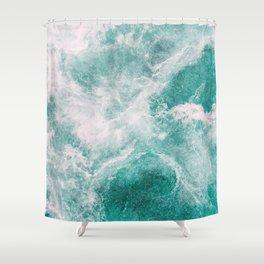 Whitewater 2 Shower Curtain