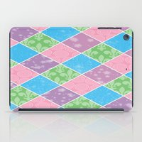 preppy iPad Cases featuring Dazed & Preppy by Raizhay Lough