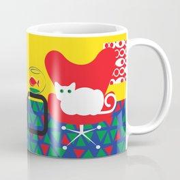 modcat Coffee Mug