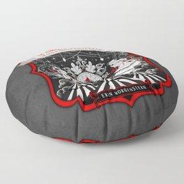 The Night Circus Floor Pillow