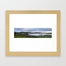 Baltimore, Ireland Framed Art Print