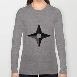 Shuriken Long Sleeve T-shirt