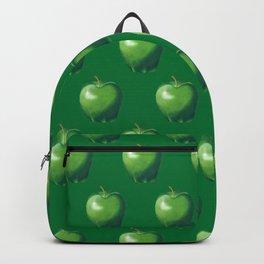 Green Apple_B Backpack
