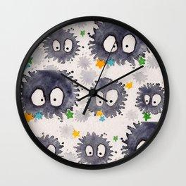 kompeito Wall Clock