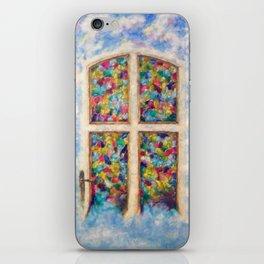 Door of Dreams iPhone Skin