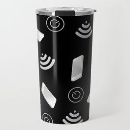 Techy Wi-Fi Travel Mug