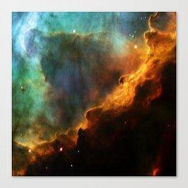 Nebula Omega Canvas Print