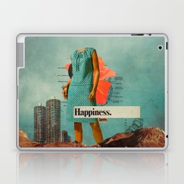 Happiness Here Laptop & iPad Skin