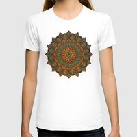 moroccan T-shirts featuring Moroccan sun by Awispa