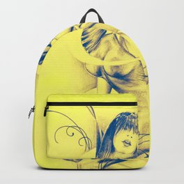If You Feel Lonely Backpack