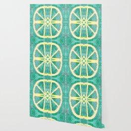 lemon wheel Wallpaper