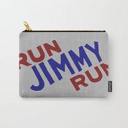 Run Jimmy Run Carry-All Pouch