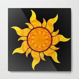 Seeds of the Sun  Metal Print