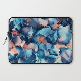 Alcohol Ink Painting 1 Laptop Sleeve