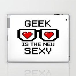 Geek is the New Sexy Laptop & iPad Skin