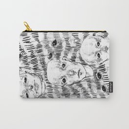 Triplets Carry-All Pouch