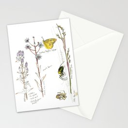 Along the Prairie Path Stationery Cards