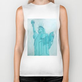 BROOKLYN LIBERTY Biker Tank