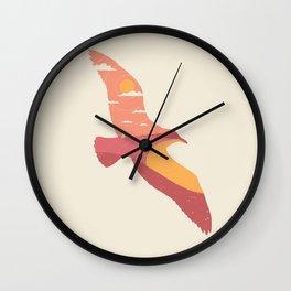 Larus Sinus Wall Clock