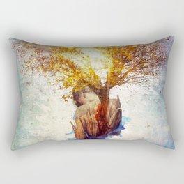 Forgiveness Rectangular Pillow
