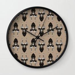 Nyala. Wall Clock