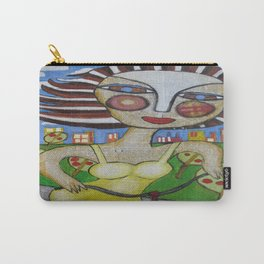 Bike Trail Babe Carry-All Pouch