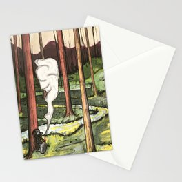 Wizards Valley Stationery Cards