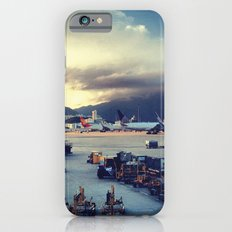 Dawn at Chek Lap Kok Slim Case iPhone 6