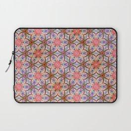 Pink Star Laptop Sleeve