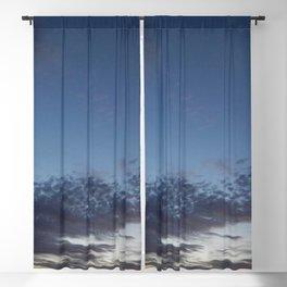 Dancing Clouds at Dawn Blackout Curtain