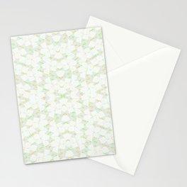 Ghost Kaleidoscope (Citrine) Stationery Cards