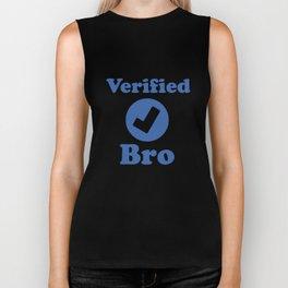 Verified BRO. Biker Tank