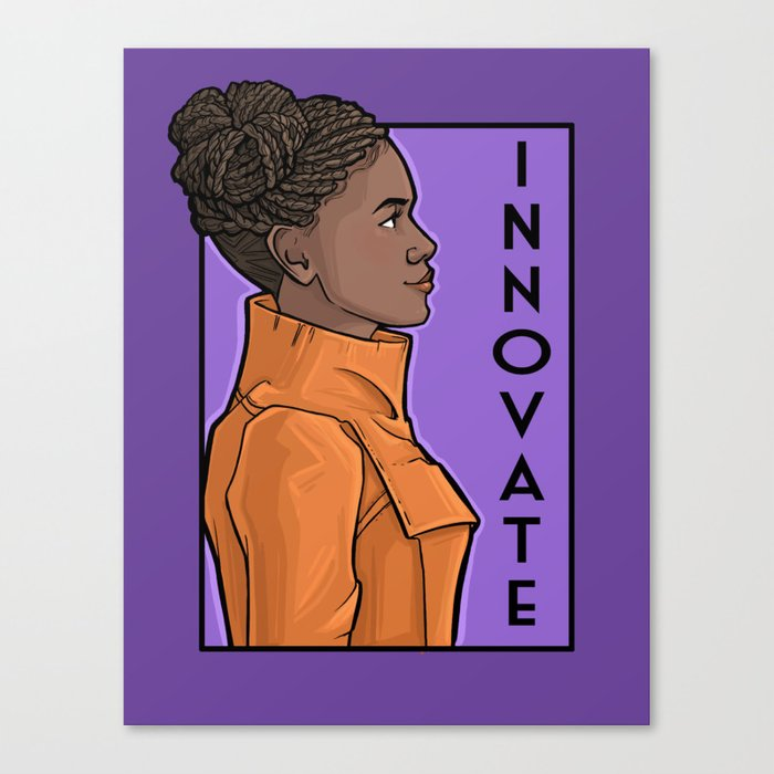 Innovate Canvas Print