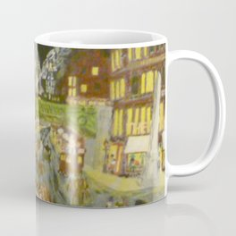 Lambeth Square, London 1885 Coffee Mug