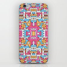 Sacred Patterns iPhone & iPod Skin