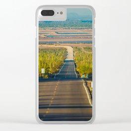 Carretera Clear iPhone Case