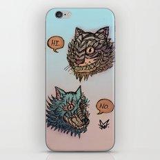 Oh, Okay. iPhone & iPod Skin