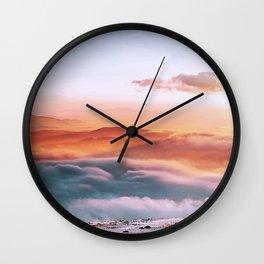 Revelstoke, British Columbia, Canada Wall Clock